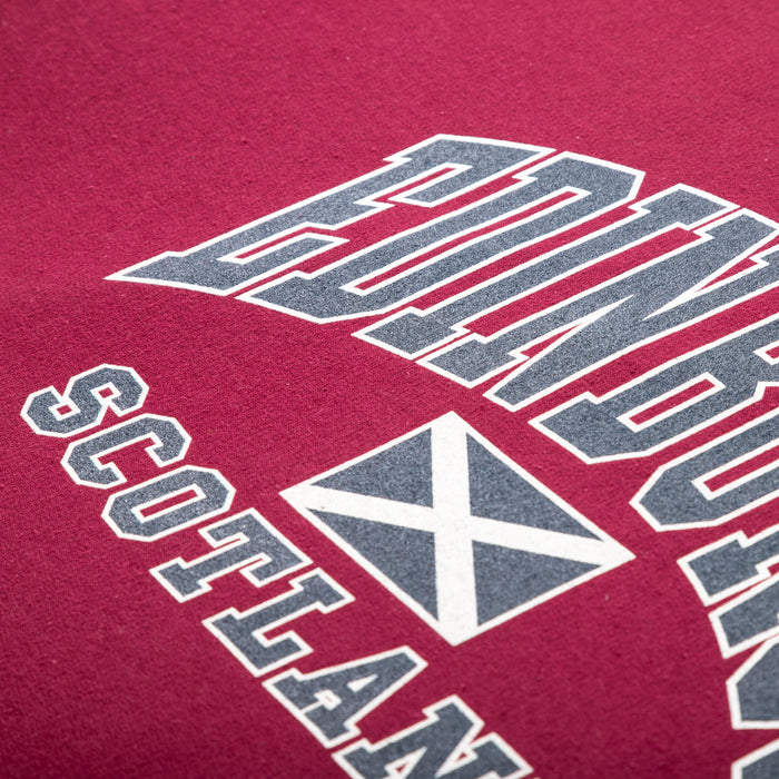 (D) Edinburgh Harvard Sweatshirt