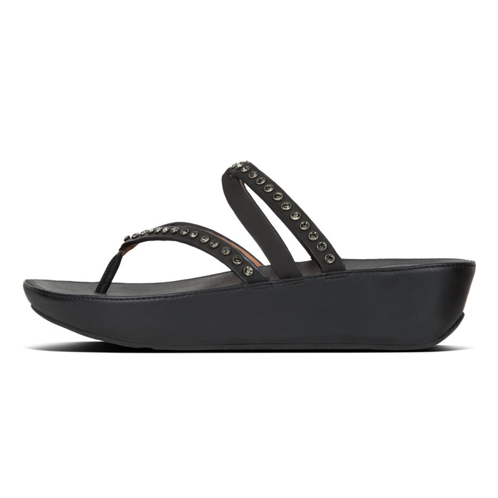 Women's Linny Criss Cross Toe Thong Sandal