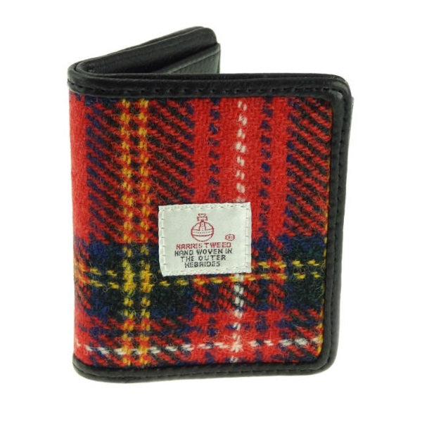 Men's Harris Tweed Lewis Credit Card Ho