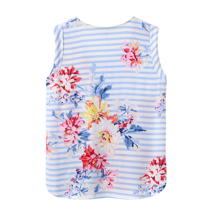 Women's Joules Alyse Shell Top Wstwhit
