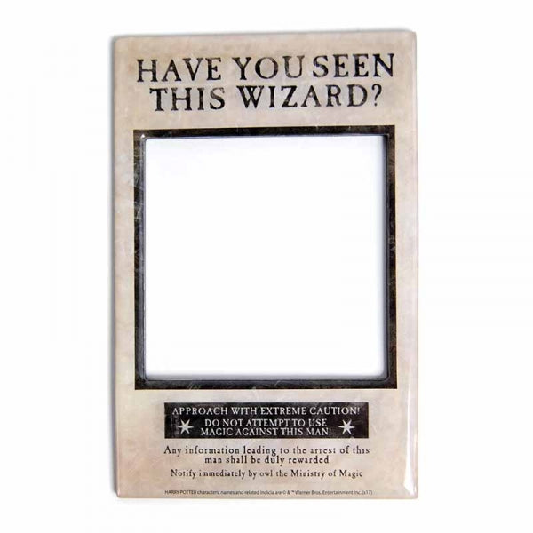 Harry Potter - Photo Frame Magnet Sirius Black