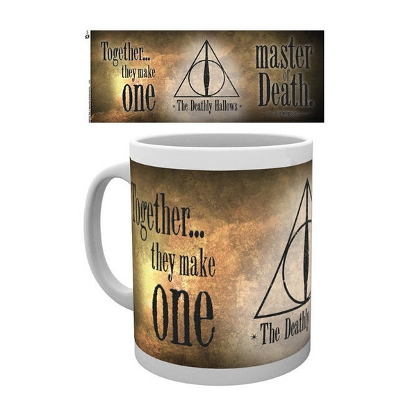 Harry Potter - Mug 10Oz Deathly Hallows