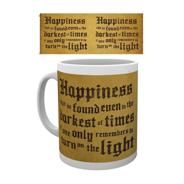 Harry Potter - Mug 10Oz Happiness Quote