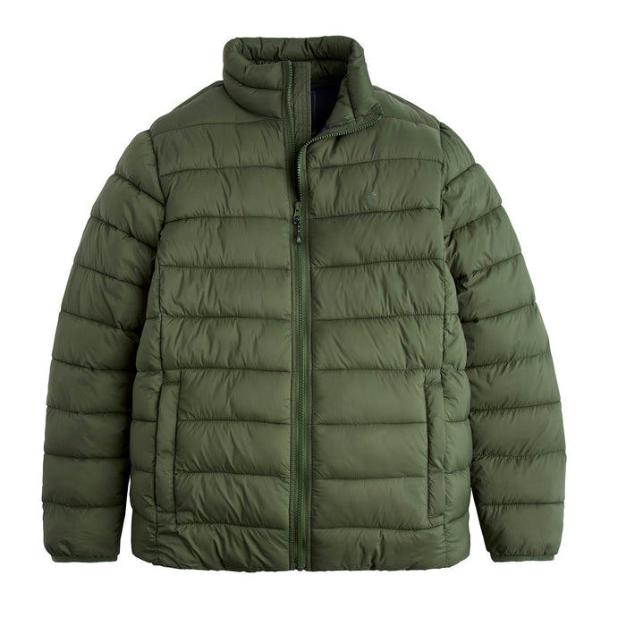Men's Joules Go To Lightweight Padded Coat Dkkhaki