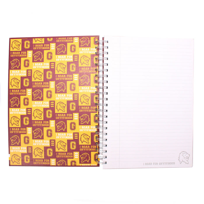 A4 Notebook Wiro - Hp (G For Gryffindor)