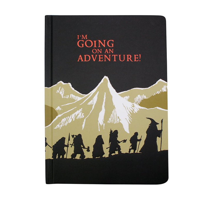 A5 Notebook - The Hobbit