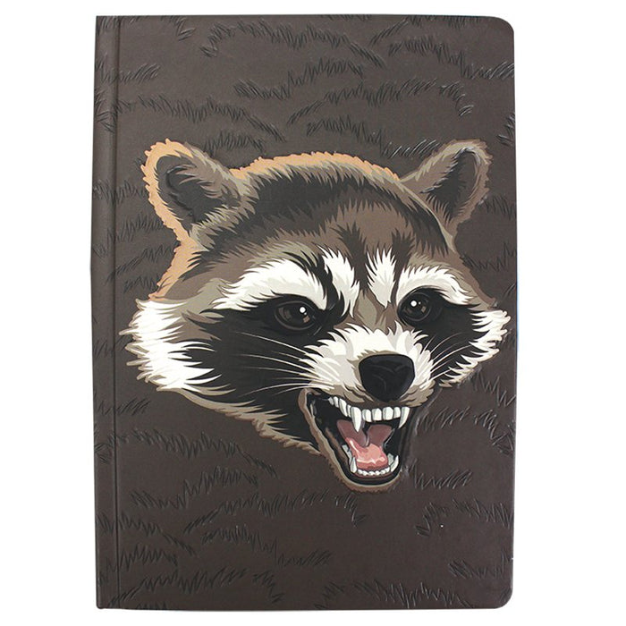 A5 Notebook - Marvel (Rocket)