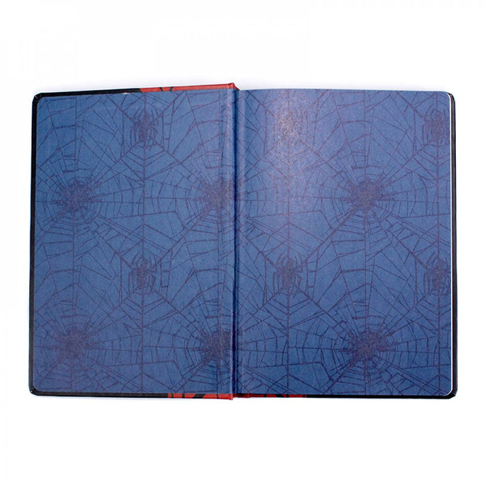 A5 Notebook - Marvel (Spiderman)