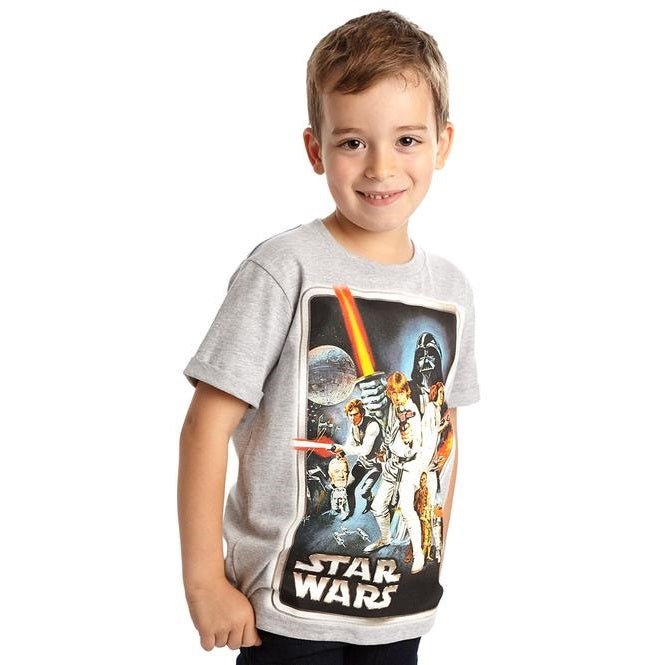 A New Hope' Classic Poster Tee