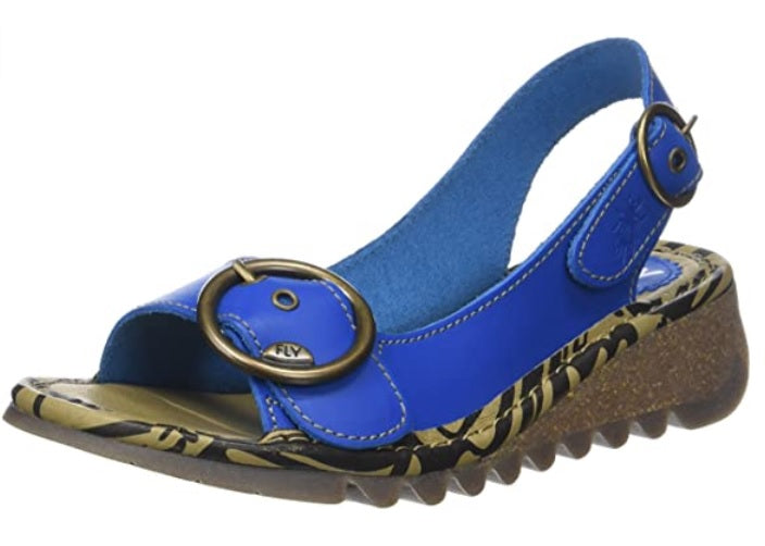 Women's Tram723fly Leather Sandal