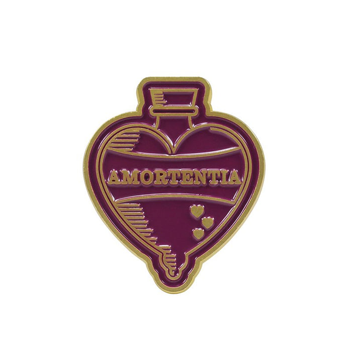 Pin Badge Enamel -  (Love Potion)