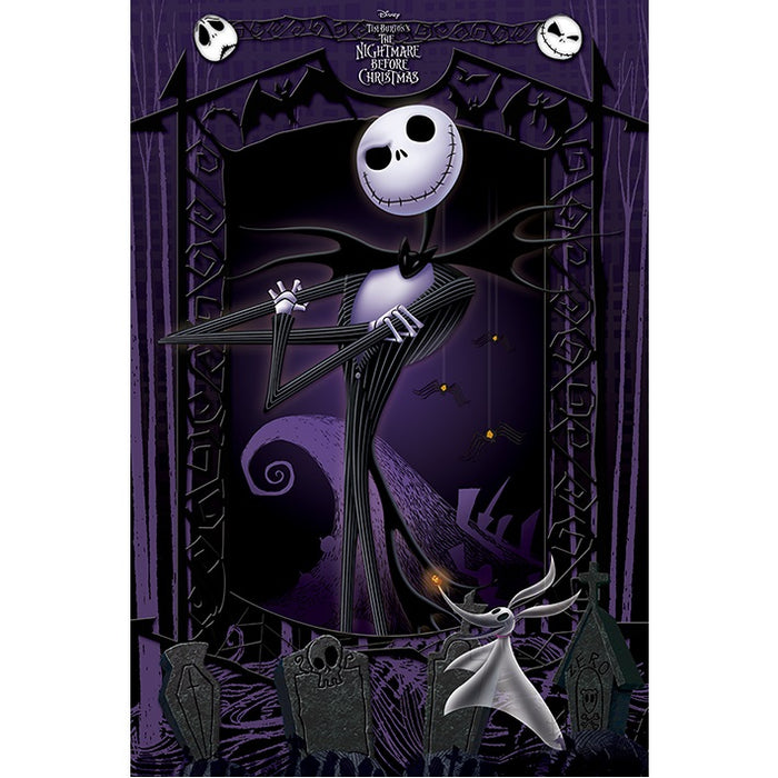 (S)Nightmare Before Christmas(Its Jack Max