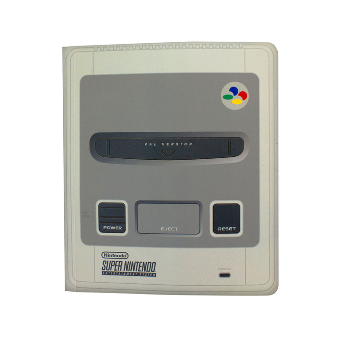 (Sd)Snes Notebook