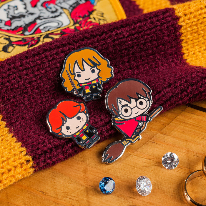 Harry Potter Enamel Pin Badges Cdu 18Pcs