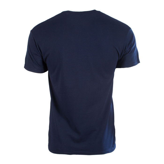 Glasgow Harvard Adults T-Shirt Navy