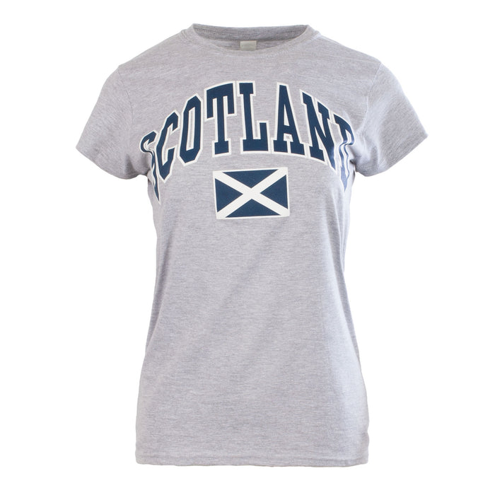 Scotland Harvard Ladies T-Shirt