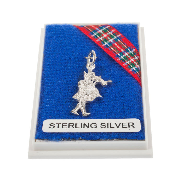 Scottish Silver Charm