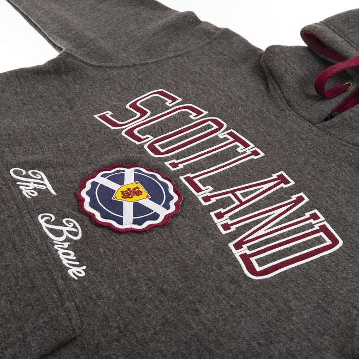 Scotland Hooded Pullover