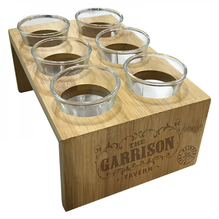 Shot Glass Set (Garrison)
