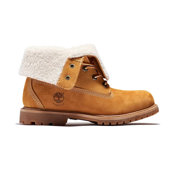 Womens Auth Teddy Fleece Boot