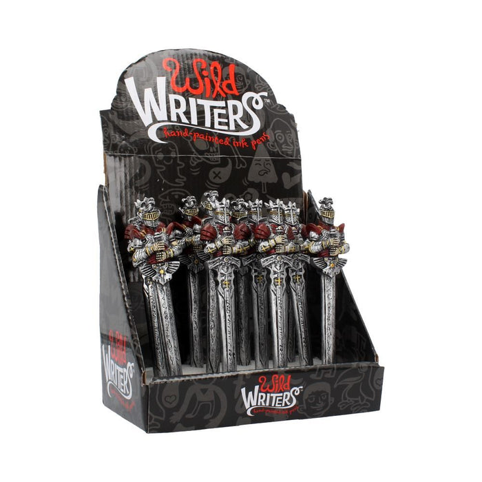 (S)Wild Writers Knight Pen