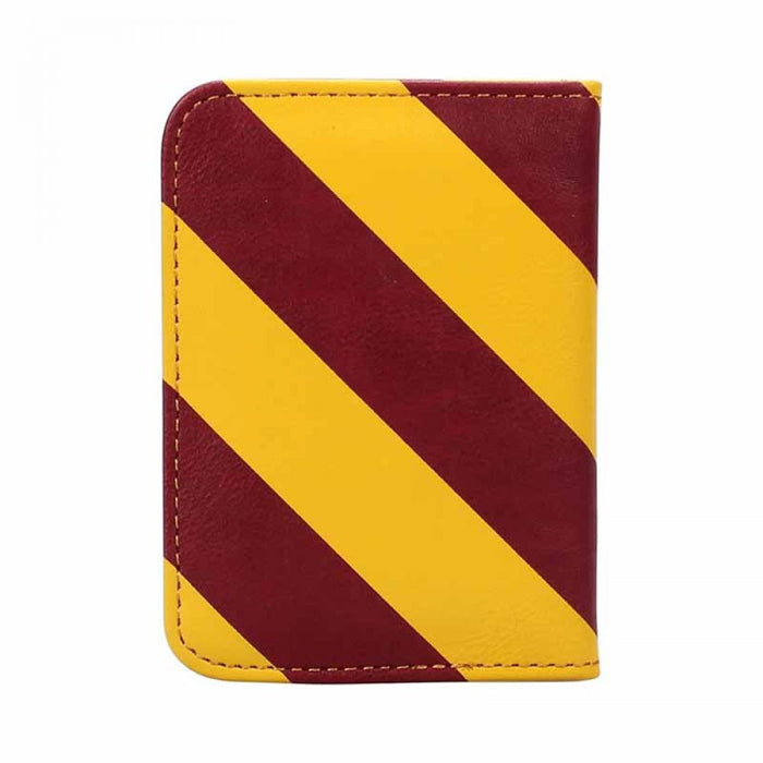 Travel Pass Holder Hp (Gryffind Stripe)
