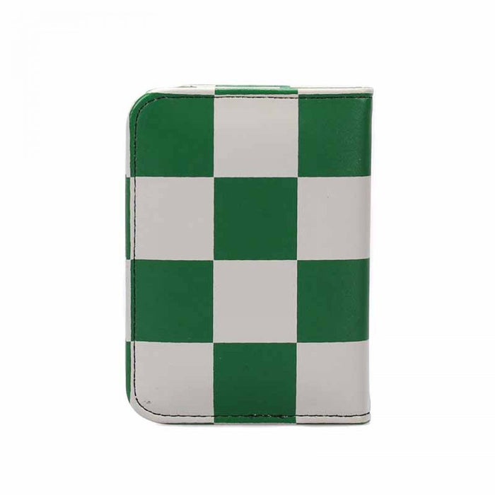 Travel Pass Holder Hp (Slytherin Check)