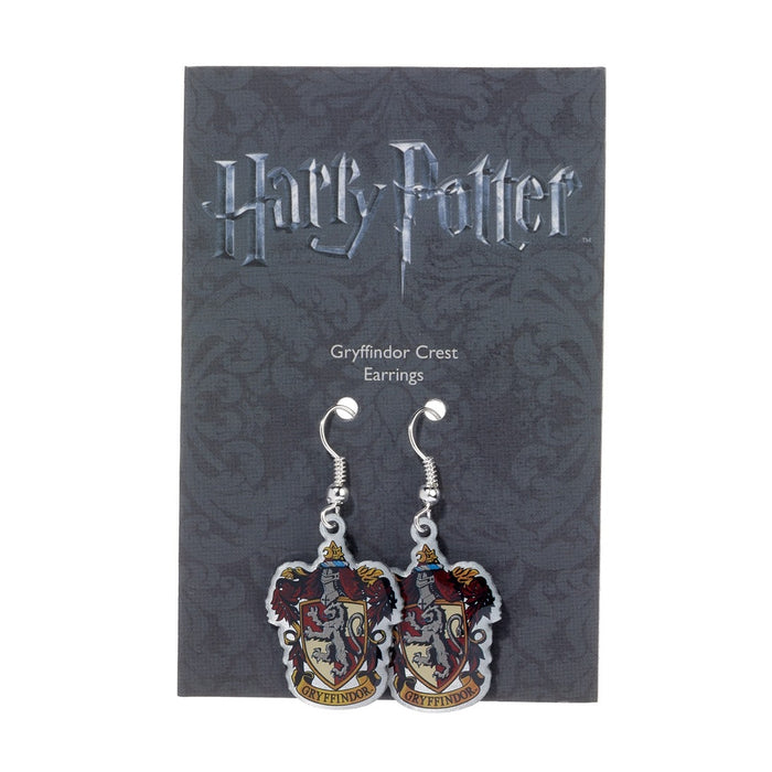 Harry Potter - Earrings Crest Gryffindor