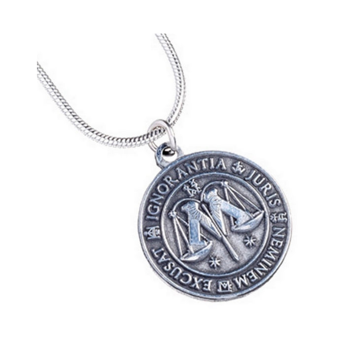 Harry Potter - Necklace Ministry Of Magic