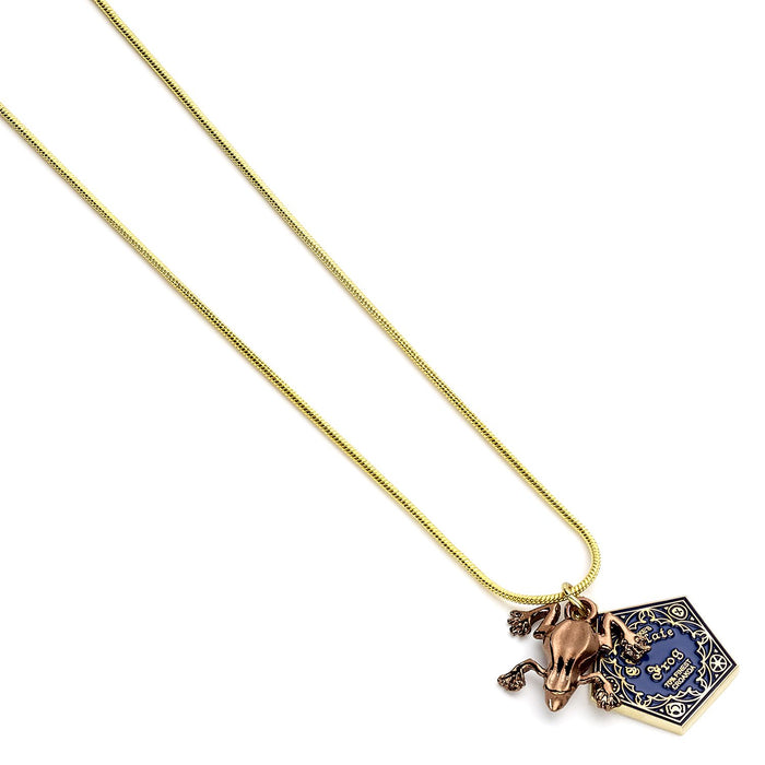 Chocolate Frog Necklace