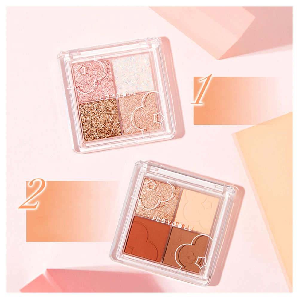 Four Shades Eyeshadow