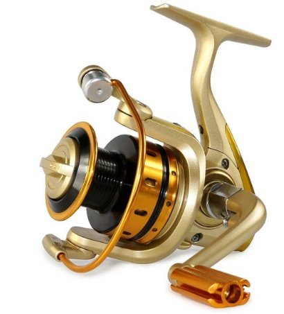 Fishing Spinning Reel with Rod (Imported)