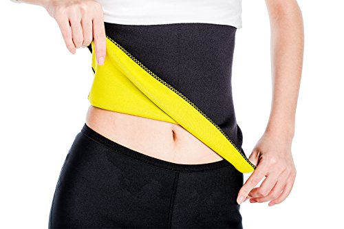 Hot Sweat Shapers Slimming Belt Waist
