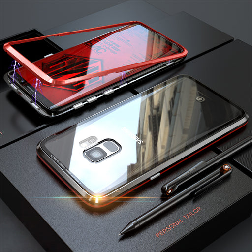 Luxury Magnetic Case for Samsung