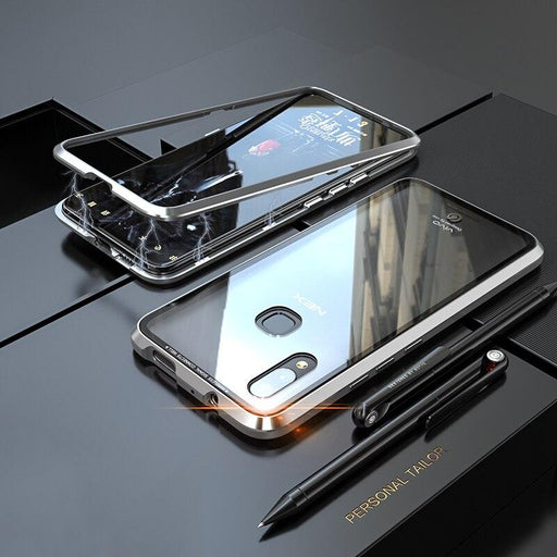 Luxury Magnetic Case for Huawei, Oppo, Vivo, Xiaomi & OnePlus