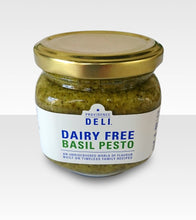 Load image into Gallery viewer, Dairy Free Basil Pesto