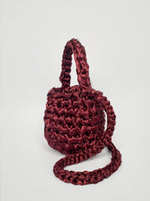 Load image into Gallery viewer, Crossbody Small Hive - Burgundy