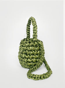Crossbody Small Hive - Olive Green