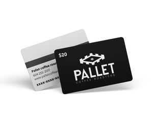 Load image into Gallery viewer, Pallet In-store Gift Card