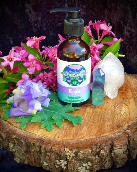 Ripple Skin Healing Lotion