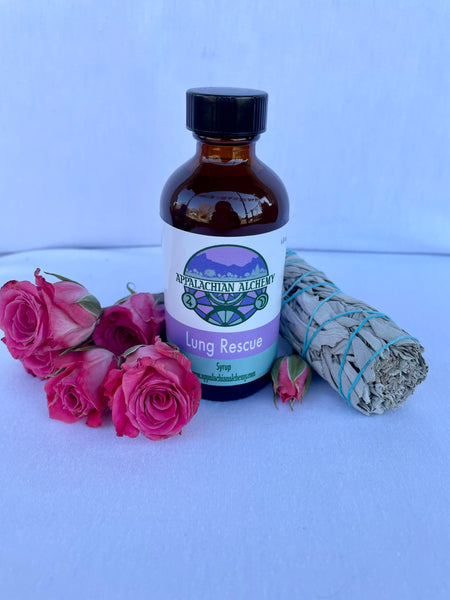 Lung Rescue - Herbal Syrup