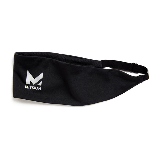 Black Cooling Lockdown Headband