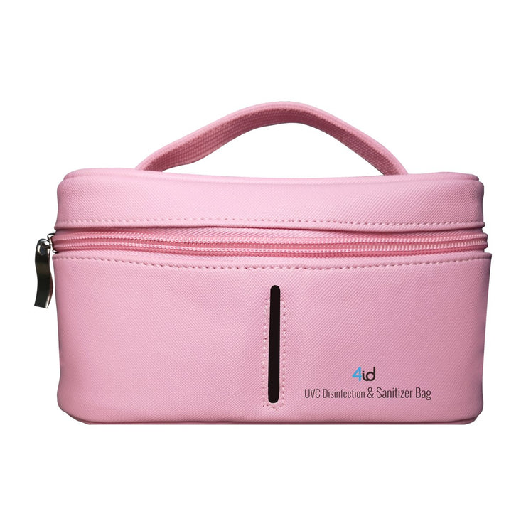 Pink UV-C Medium Sanitizer Bag