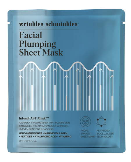 InfuseFAST Facial Sheet Mask