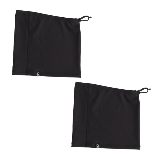 Anthracite Black Season Adjustable Gaiter  - 2 Pack