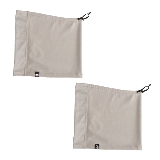Frost Gray All-Season Adjustable Gaiter  - 2 Pack