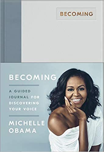 Becoming: A Guided Journal (Hardcover)