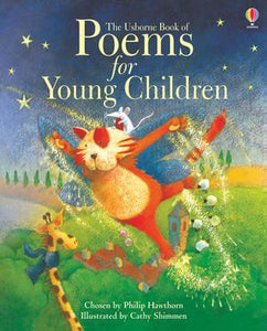 Little Book Of Poems For Young Children (Hardcover)