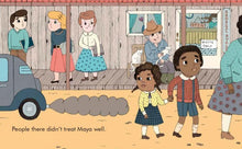 Load image into Gallery viewer, Maya Angelou : My First Little People, Big Dreams