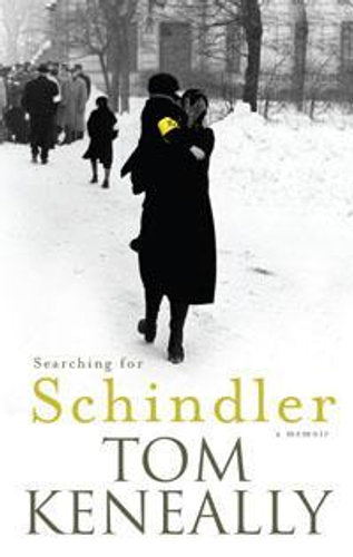 Searching for Schindler (Hardcover)